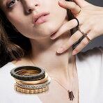 【Bello&Bella】ショコラートクアトロ・コレクションセットネックレスと指輪セット