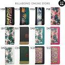 *【直営店限定】ビラボン iPhone8/7/6s/6対応 手帳型ケース 全5色 F BILLABONG
