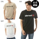 【SALE】2019 エレメント メンズ HORIZON SS Tシャツ 全4色 M/L/XL ELEMENT
