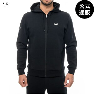 【OUTLET】2019 RVCA ルーカ SPORT メンズ SIDELINE HOODIE セットアップトップス BLK 全1色 S/M/L rvca