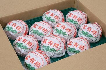 岐阜県の特産品!「富有柿(3Lサイズ、301g以上の特大玉入り)」10個(送料込)(12月5日が最終発送です)
