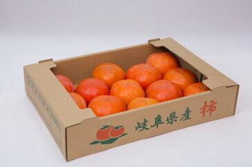 岐阜県の特産品!「富有柿(家庭用)13個」(2L〜3Lサイズ、混在)(送料込み)(12月5日が最終発送です)