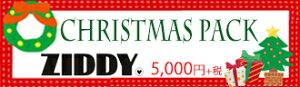 binabinoオリジナル福袋 クリスマスハッピーバッグ ZIDDY :130cm〜FREE(160cm)