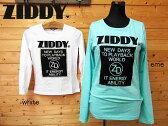 2017春夏 ZIDDY ジディ  ラインストーン天竺Tシャツ:130cm〜150cm、FREE :1235-80515