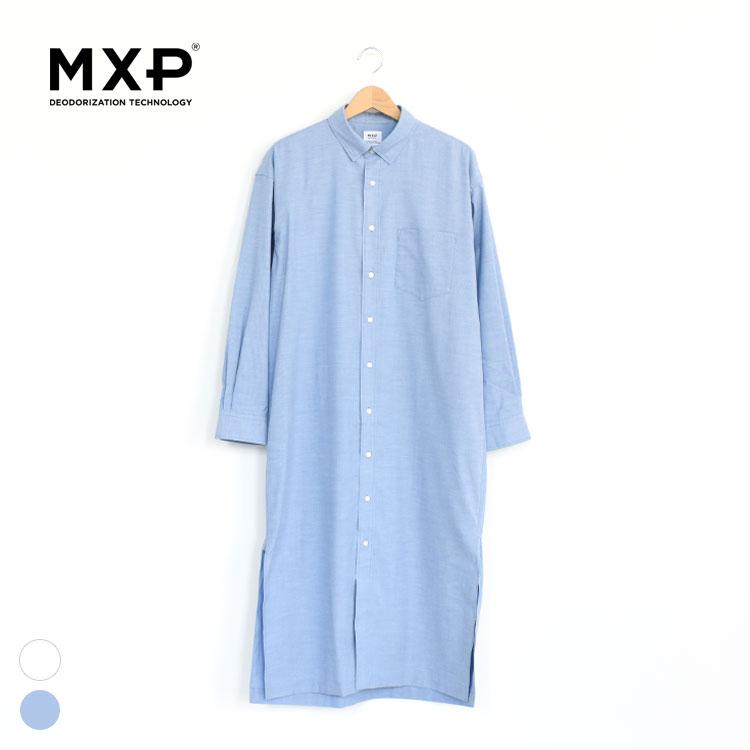 レディースファッション, ワンピース SALE 30OFFMXP()STANDARD OXFORD LONG ONE-PIECE 2020
