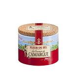 【送料無料】カマルグの塩 フルール・ド・セル(塩の花 CAMARGUE FLEUR DE SEL)フランス[125g]《常温便》