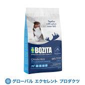 【NEW】犬用ボジータグレインフリートナカイ12.5kgドライフード穀物不使用ナチュラルドッグフードペットフード正規販売店穀物不使用・全犬種成犬用総合栄養食