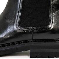 DELAVE≪デラヴェ≫イタリアブランドイタリア製サイドゴアブーツメンズイタリア製ブーツ≪本革ブーツ黒≫【送料無料】39000