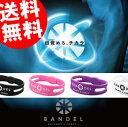バンデル ブレスレット BANDEL BRACELET SLIM TYPE スリムタイプ パワーとバランス シリコンブ...