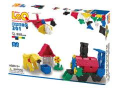 LaQ(ラキュー) 知育玩具 パズルブロック LAQ ラ・キュー ハマクロンコンストラクター BASIC ...
