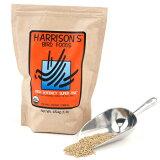 ハリソン / ハイポテンシー スーパーファイン 極小粒 454g 賞味期限:2022年1月〜 / 9996011 Harrison ( BIRDMORE バードモア オーガニック 鳥 とり トリ ペット 餌 えさ エサ ペレット フード ごはん インコ オウム )