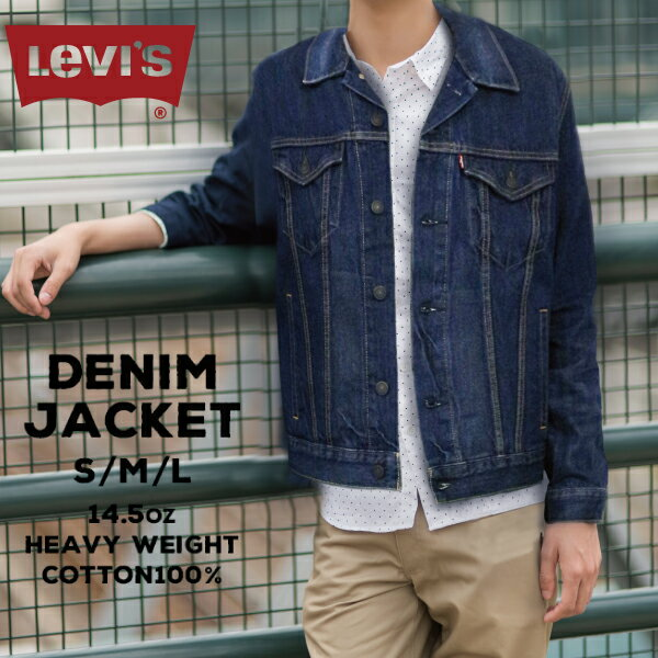 メンズファッション, コート・ジャケット  LEVIS 72334-01L42 G 100 levis LEVIS Levis levis g
