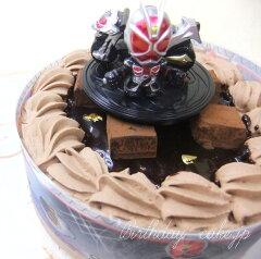 キャラクターバースデイケーキは厳選素材のオリジナルいちごデコレーション誕生日ケーキです。...