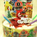 当店のみの販売商品です。【クリスマス限定】旧作:列車戦隊トッキュウジャー5号/苺2段ケーキ/4...