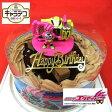 仮面ライダーエグゼイド5号・キャラデコケーキ/4種類のケーキからお選び下さい/バースデーオーナメントとキャンドル小1袋6本付き/バースデーケーキ(お面とバルーンは付いておりません)/ポストカード無料
