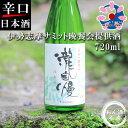 【日本酒】 瀧自慢 辛口一徹純米 はやせ 滝水流 720ml