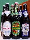 ビールの本場ドイツで磨かれた品質を誇る逸品です。【ドイツビール紀行~VOL.1】500ml瓶6本ビー...