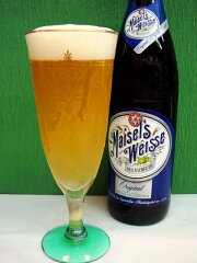 ビールの本場ドイツで磨かれた品質を誇る逸品です。ドイツビール)マイセルズ・ヴァイス【小麦...
