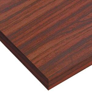 木天板 パープルウッド B デスクセット用 W1505〜1800 D600〜700