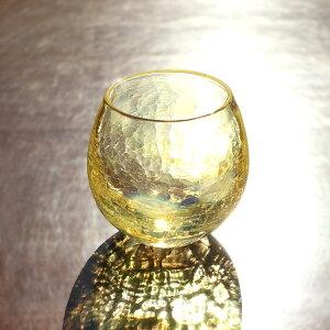 glasscalico グラスキャリコ ハンドメイド ガラス酒器 月光 (げっこう) ロックグラス おしゃれ ギフト プレゼント