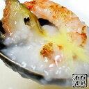 ぷりぷりの海老、身が締まったイカ、磯の風味豊かな貝、三種を一つに盛りつけました。見た目も...