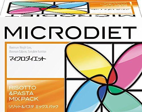 サニーヘルス MICRODIET マイクロダイエット リゾット&パスタミックスパック 14食
