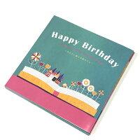 誕生日 カード メロディ 音 選んだ 名前で歌う バースデー カード 絵ポエム