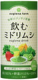 ユーグレナ飲むミドリムシ195g×15本