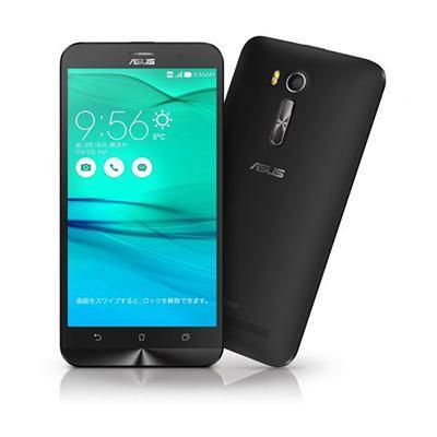 SIMフリー 未使用 Asus ZenFone Go ZB551KL-BK16 ブラック スマホ 中古 本体 送料無料