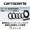 【carrozzeria】カロッツェリア高音質インナーバッフルスタンダードパッケージ UD-K525(スバル車用)