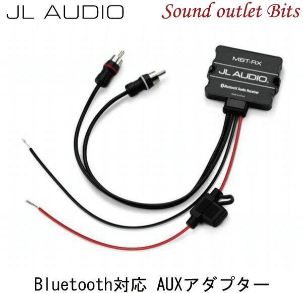 スマホ・タブレット・携帯電話用品, 車載用ホルダー・スタンド JL AUDIOMBT-RX BluetoothAUX