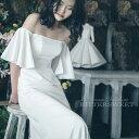 カラードレス ウェディングドレス シャンパン ソフトチュール パーティードレス ボリューム 結婚式 披露宴 二次会 前撮り 花嫁ドレス かわいい エレガント 豪華