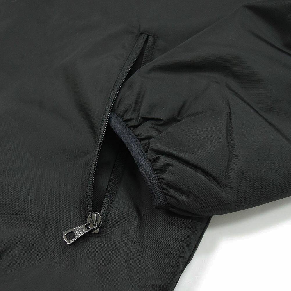 (エンポリオアルマーニ) EMPORIO ARMANI  EA7 メンズパデッドブルゾン 6ZPB34 PN02Z ブラック【あす楽対応】