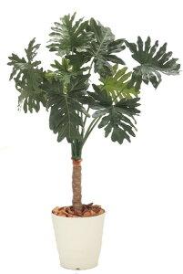 セロームプラント 高さ120cm (フィロデンドロン 造花樹木 人工観葉植物)