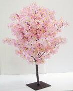 桜150cm(造花インテリア観葉植物人工サクラ店舗装飾