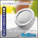 【正規販売店】ガイアの夜明けで大人気! Bollina ボリーナ マイクロバブルシャワーヘッド