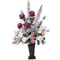 高級造花マリポーサの全体画像