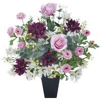 造花アートフレグランスの全体画像