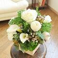 【30代女性】祝電の代わりにフラワーギフト!結婚式でもらって嬉しいお花アレンジって?