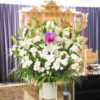 当日配送葬儀花、供花、葬儀花、葬式花、お悔や花・お盆・お葬儀・ビジネスお供えに