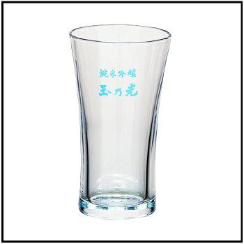 グラス付き