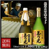 日本酒 純米大吟醸 720ml×2本セット TOO-2B【送料無料】