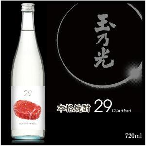 本格焼酎 29(にじゅうきゅう)720ml