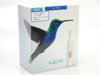 新品未開封【期間限定ポイント10倍】iQOS-NAVY-アイコスネイビー火を使わない、灰が出ない、ニオイが少ない。革新のたばこヒートテクノロジー