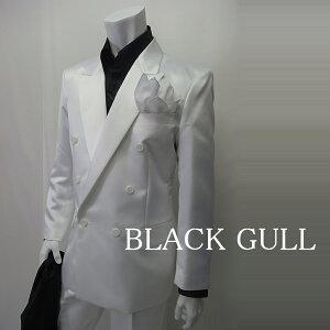 BLACKGULLステージ衣装男性メンズロックバンド衣装カラオケコスチュームV系ホストハロウィンコスプレ送料無料矢沢永吉