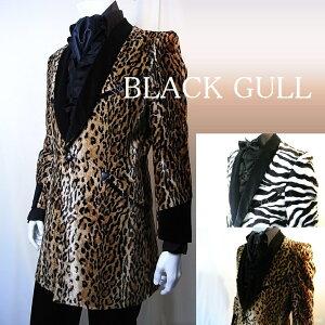 BLACKGULLエドワードジャケットステージ衣装男性メンズロックロカビリーバンド衣装カラオケコスチュームV系ホストハロウィンコスプレ送料無料