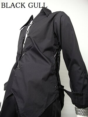 BLACKGULLステージ衣装男性メンズロックバンド衣装カラオケコスチュームV系ホストハロウィンコスプレ送料無料ゴシックヴィジュアル系