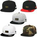 7UNION 7ユニオン Label Snapback Cap スナップバック キャップ 帽子