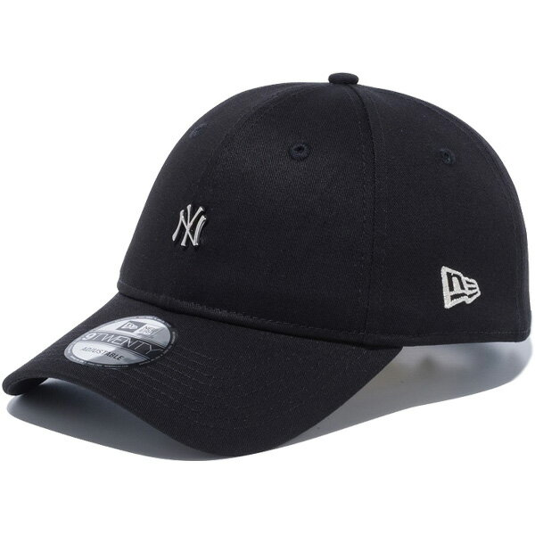 NEWERA(ニューエラ)『9TWENTYクロスストラップニューヨーク・ヤンキースメタルミニロゴ(1236223)』