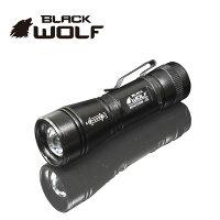 【BLACKWOLF(ブラックウルフ)】ハンディライトズームタイプmini-ZOOM2S★Hightモード安全装置★Cree(クリー)X-LampXM-L2LEDホワイト電源18650バッテリー閃光ライト